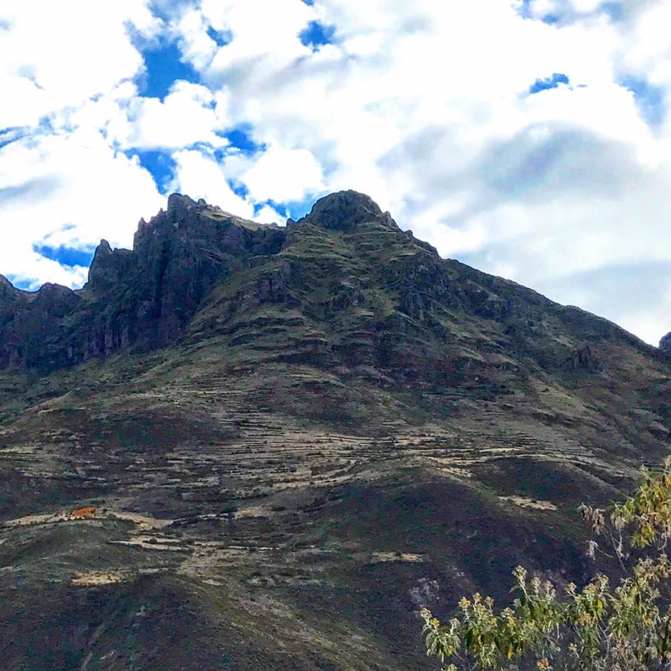 Apu (Mountain) Pachatusan