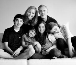 Sarah Seidelmann Family Photo