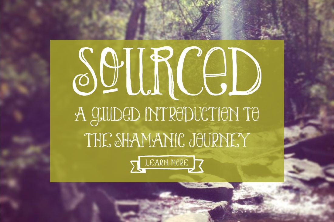 Sourced: A Guided Introduction to the Shamanic Journey with Sarah Seidelmann, author of Born to Freak and What the Walrus Knows