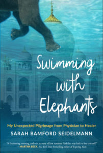 Swimming with Elephants, A Memoir by Sarah Bamford Seidelmann