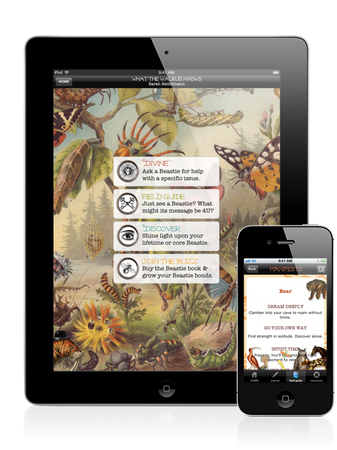 What the Walrus Knows iphone and ipad app available in itunes